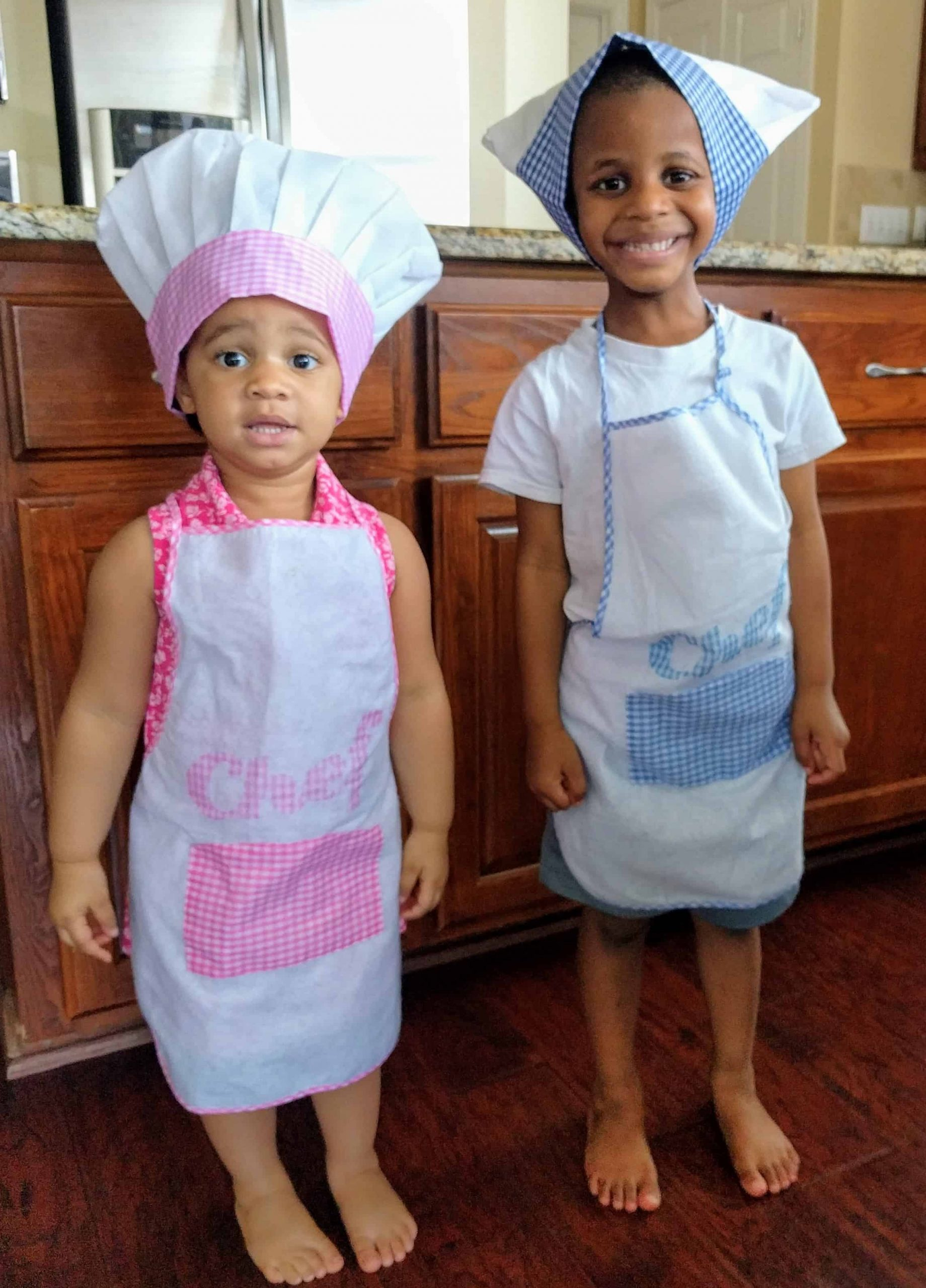 Cooking with the Kids: Flat Bread Pizza