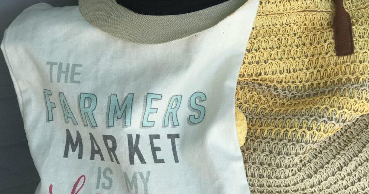 Visiting Mckinney Farmers Market