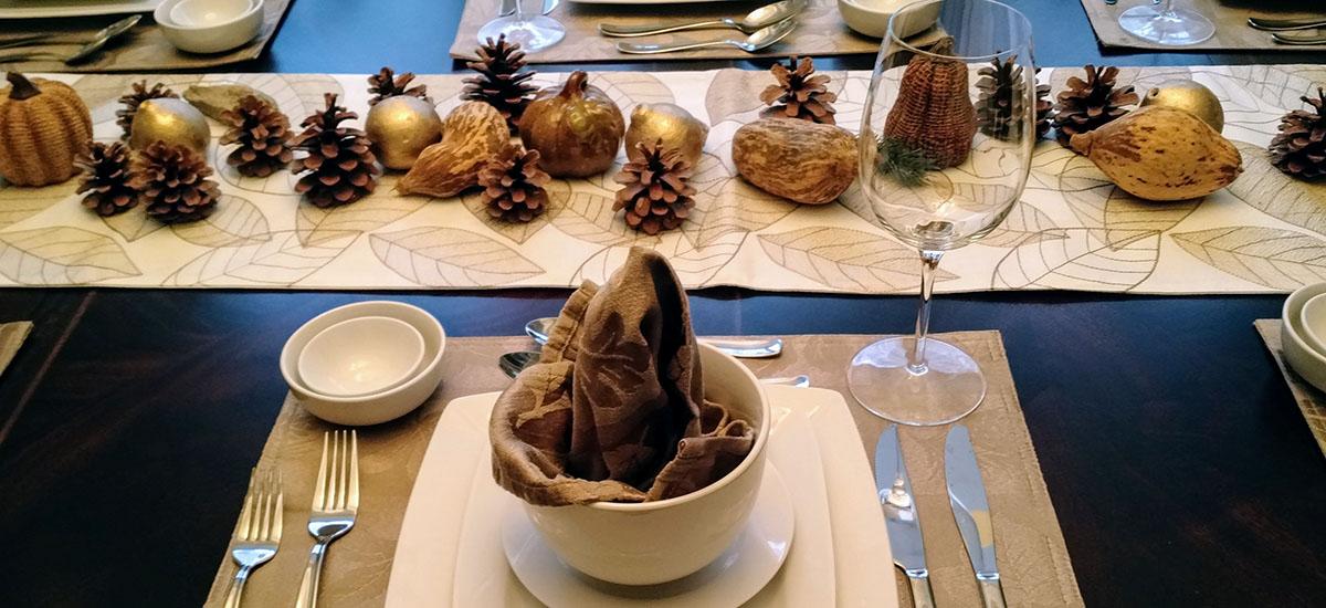 Ideas for Hosting Thanksgiving Dinner