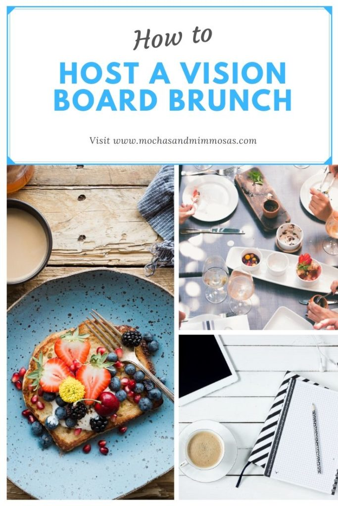 How to Host a Vision Board Brunch Party