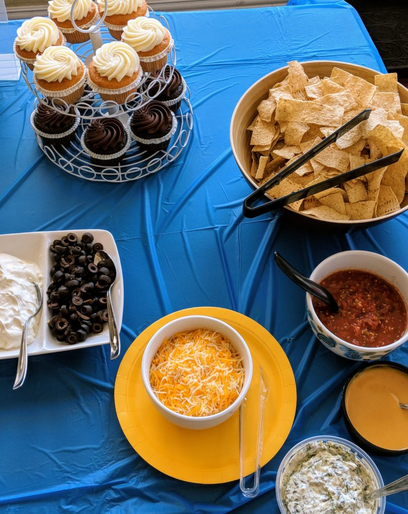 How to host a back to school party