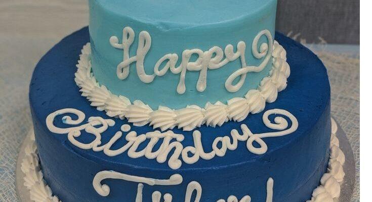 Boys Shark Birthday Party