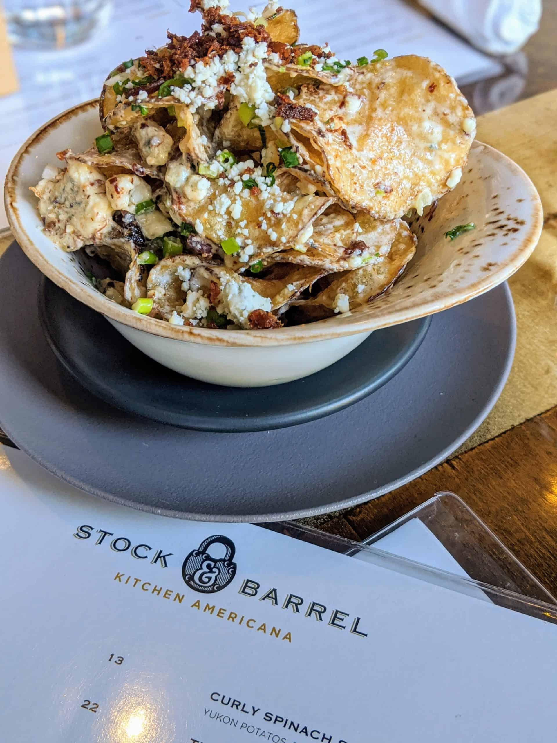 Brunch Review: Stock & Barrel