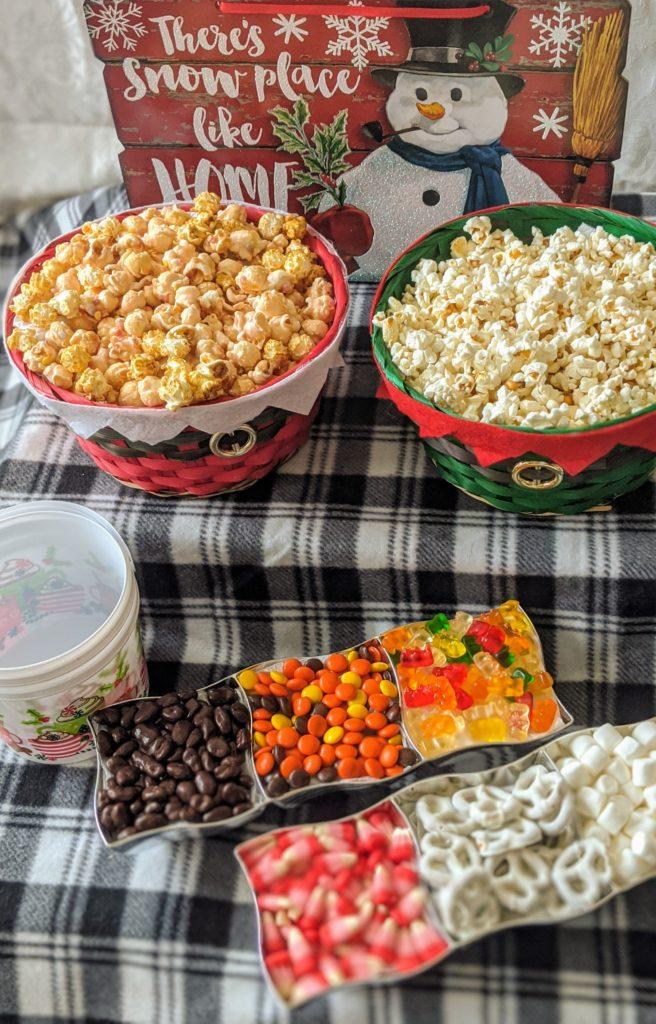 Popcorn Bar Ideas