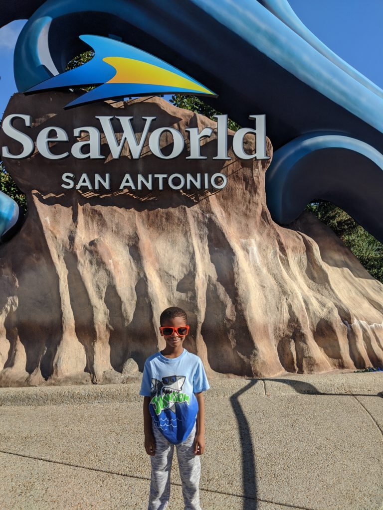 Weekend trip to San Antonio with kids