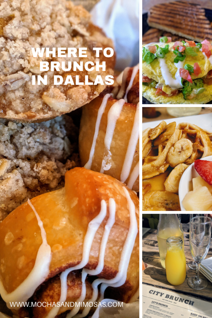 Best Brunches in Dallas 2019