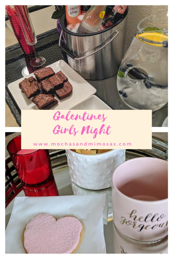 Galentine's Day: Girls Night In Ideas