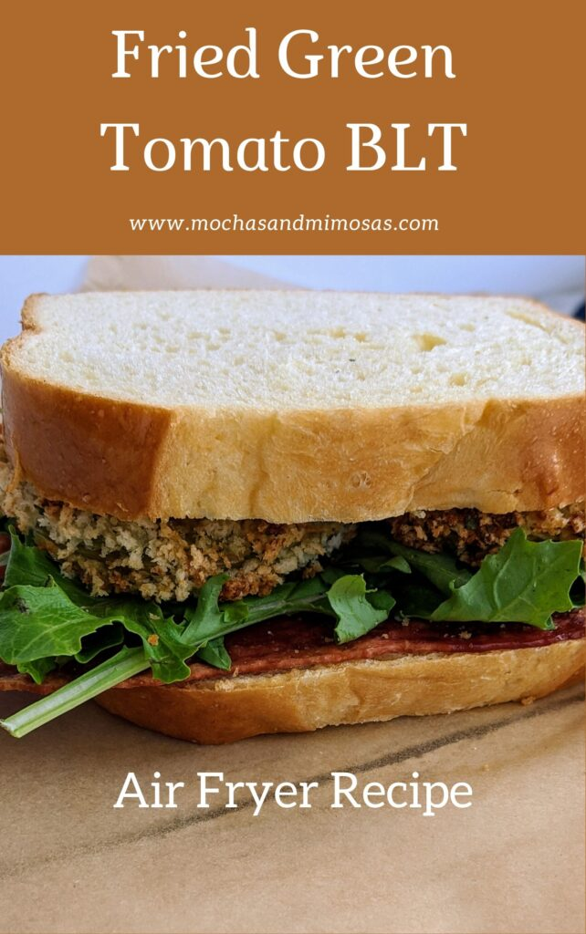 Fried Green Tomato BLT Recipe