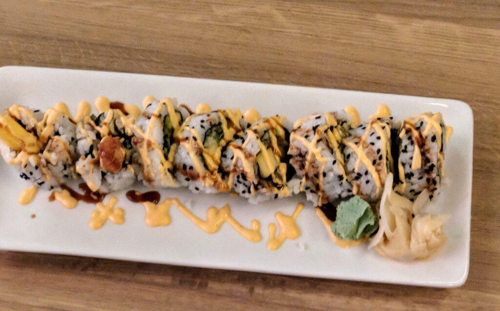 Sushi from Kai Legacy West