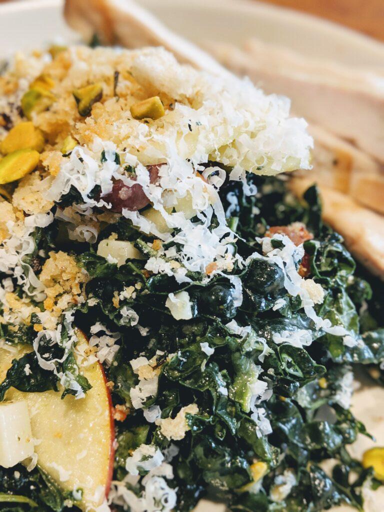 Kale Salad at North Italia Legacy West