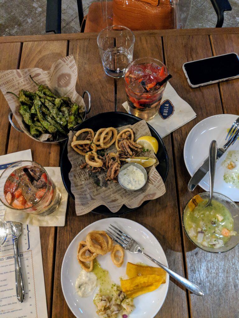 Bulla Gastro Pub Tapas Legacy West