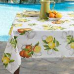 Citrus Tablecloth
