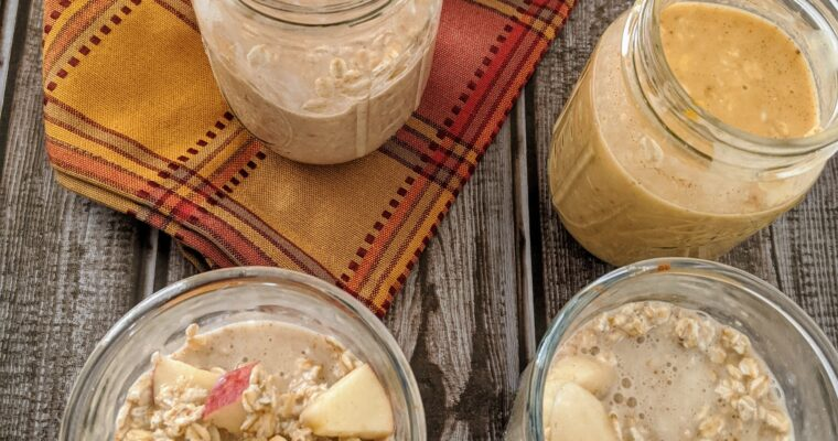 Simple Overnight Oats Recipes