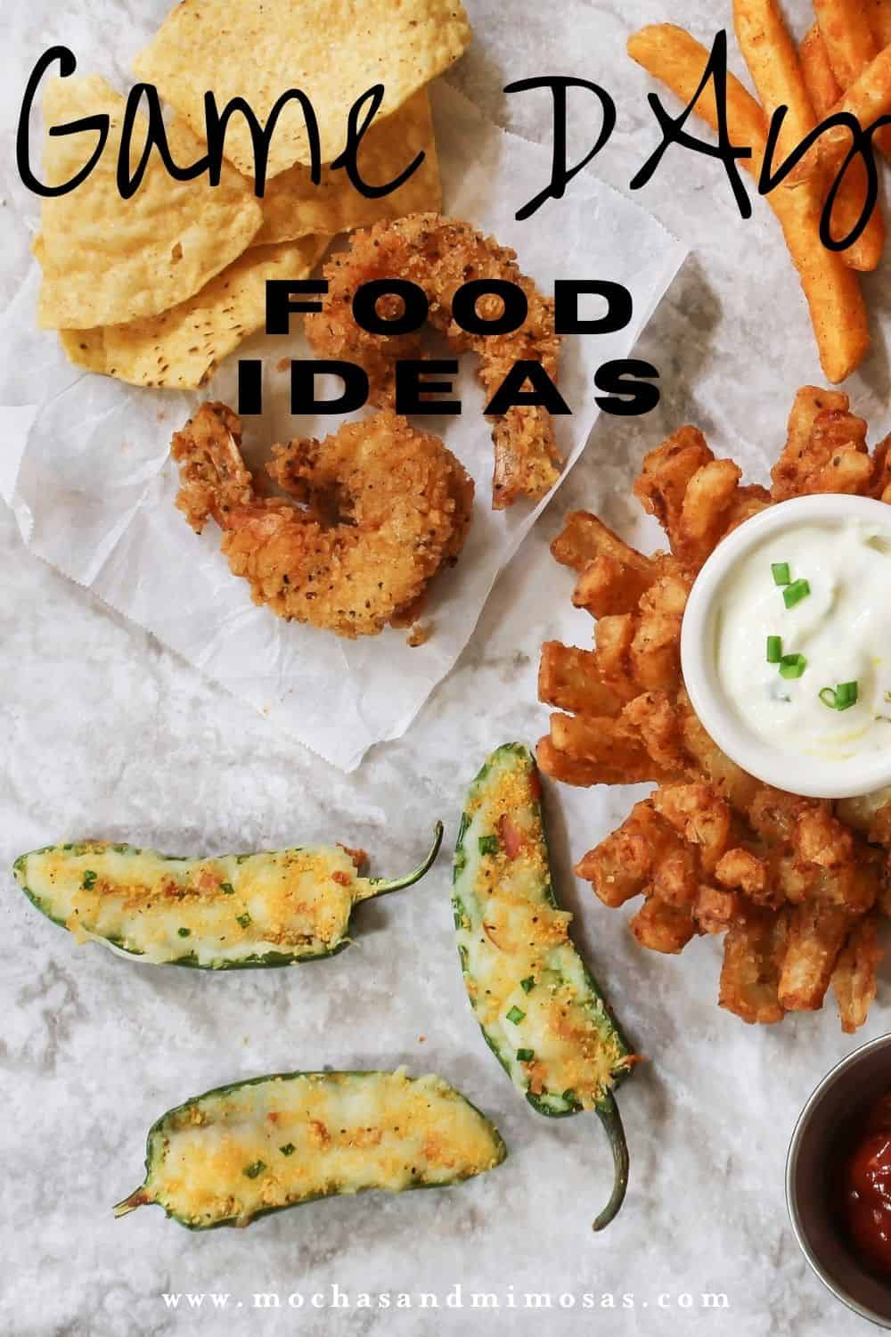 Game Day Food Ideas: Super Bowl Party