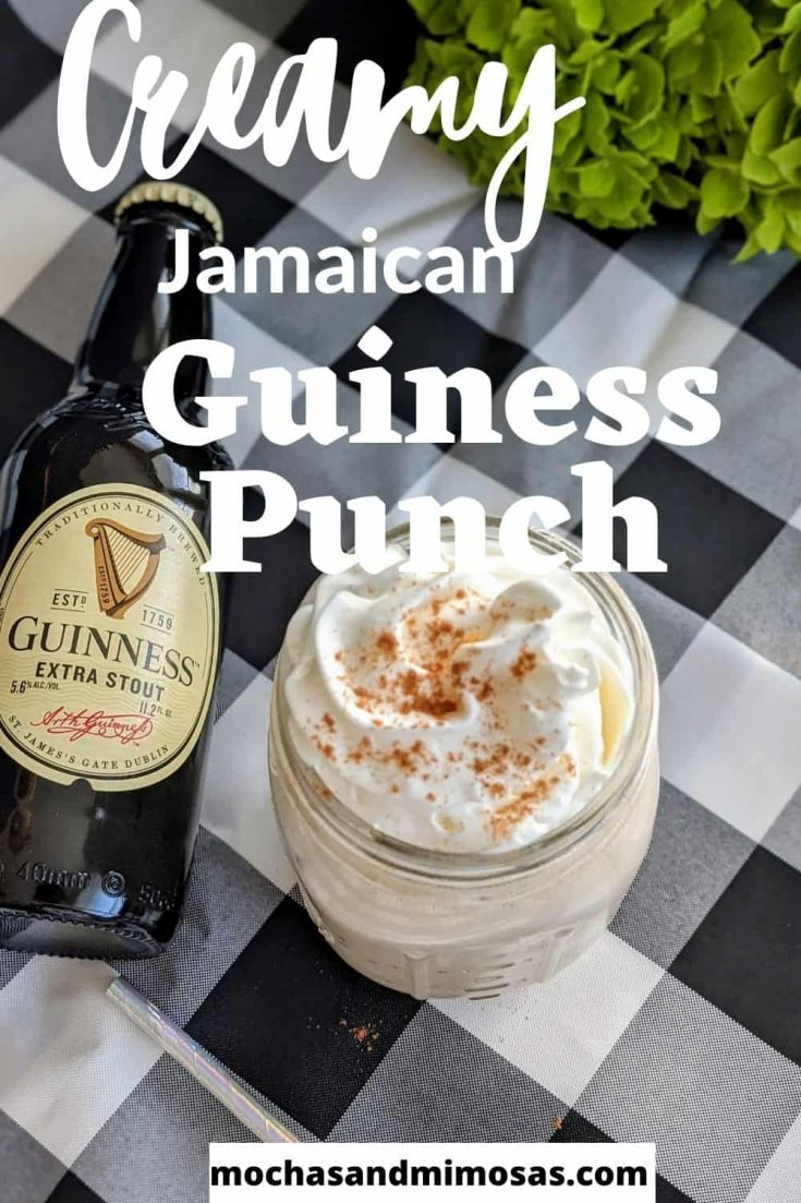 Jamaican Guiness Punch