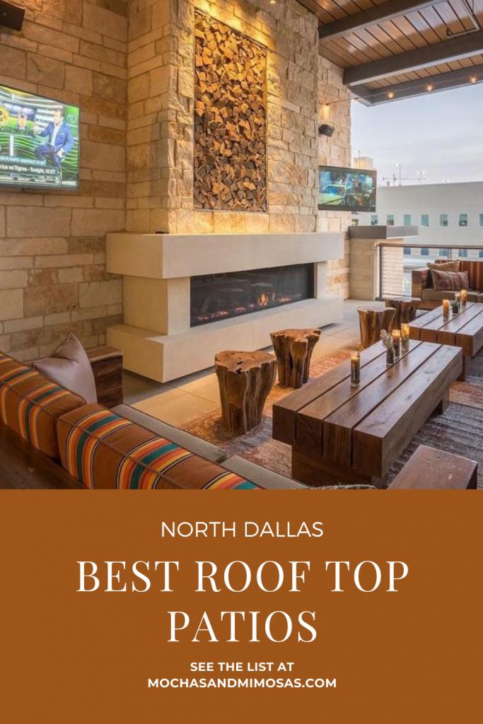 Best Roof top patios in collin county