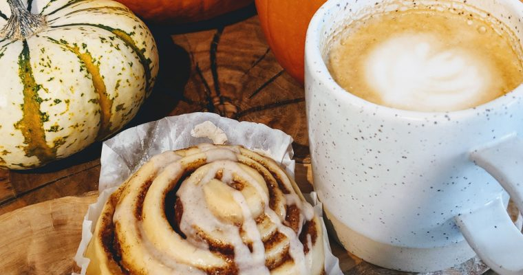 Cafe's with the Best Fall Treats in Collin County